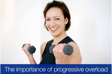 The importance of progressive overload