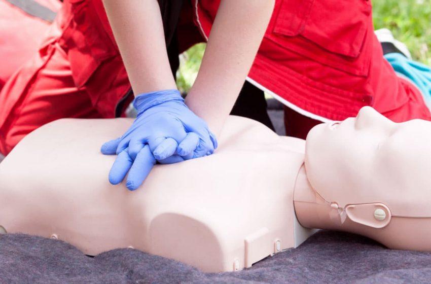 Medical Aid Skills Help to Save Life